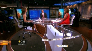 CBS This Morning Studio