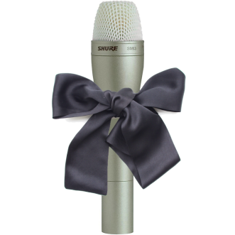 Microphone and Ribbon