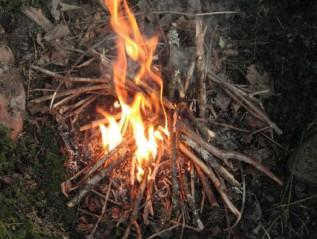 Fanning a Fire